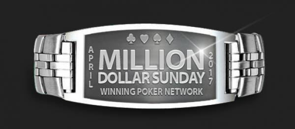 Americas Cardroom Sees Nearly $1.4 Million Prize Pool in Million Dollar Sunday