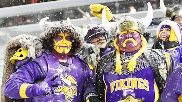 Bears-Vikings Week 17 Odds - Minnesota Playing for 1st Round Bye