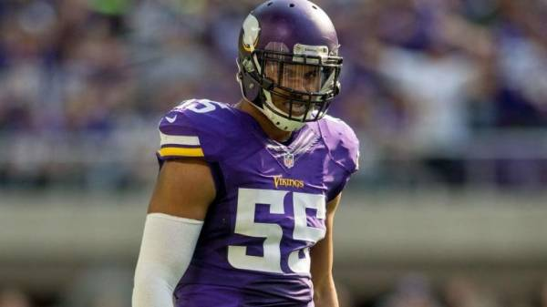 Minnesota Vikings Odds to Win 2020 Super Bowl With Anthony Bar 18-1, Without Him 18-1