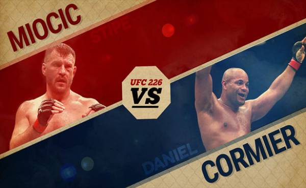 Miocic-Cormier Fight Odds - Method of Victory Betting
