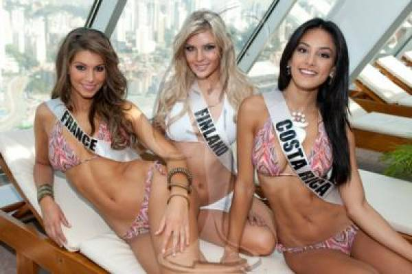 Miss Universe 2011 Odds