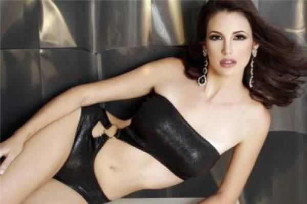 Miss Venezuela Miss Universe Marelisa Gibson Villegas