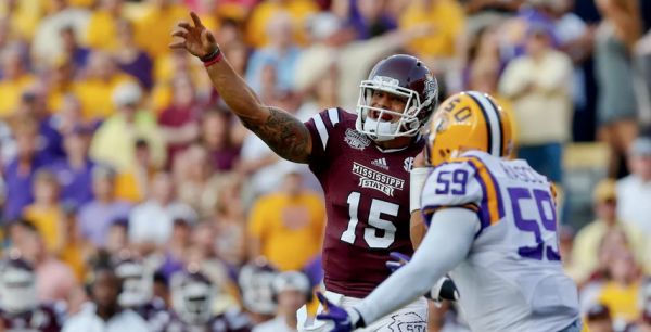 CFB Betting – Mississippi State Bulldogs at LSU Tigers