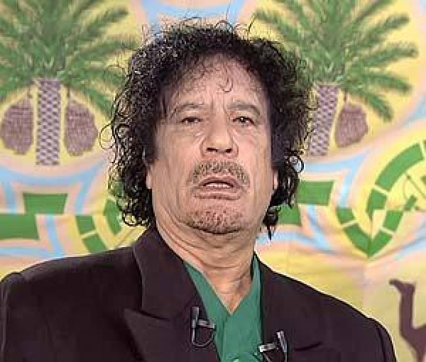 Gaddafi Odds