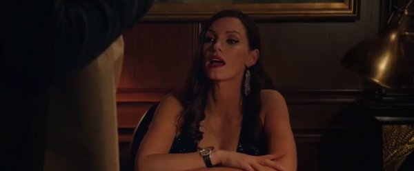 Molly's Game Teaser Released