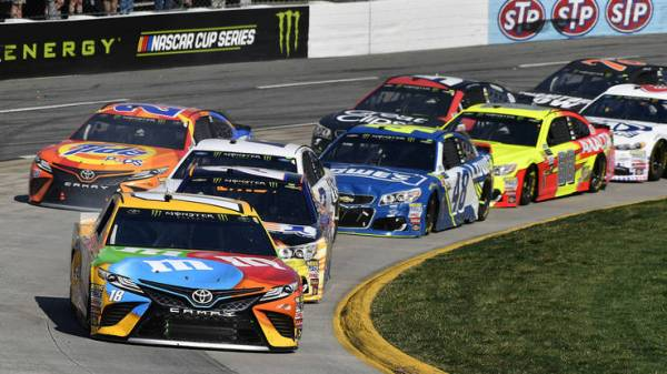Bookie Odds to Win - Monster Energy NASCAR Cup Championship 2018