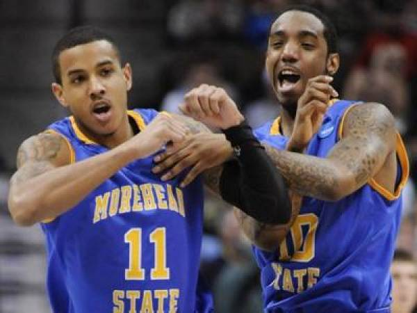 Morehead State Win Over Louisville
