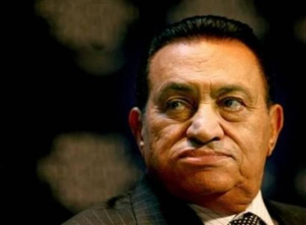 odds on Mubarak