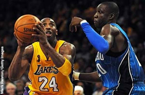 NBA Finals Game 2  Magic vs. Lakers Odds