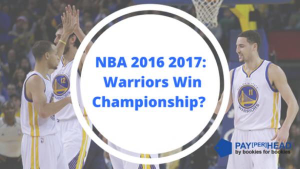 NBA 2016-2017: Golden Warriors To Win Season?