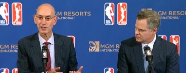NBA, MGM Resorts to Provide Bettors Data