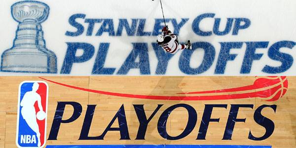 NBA, NHL Playoffs Betting Odds April 22