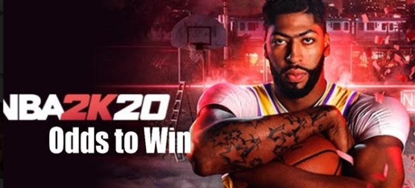 NBA2K20 - Odds to Win the Virtual League - Where to Bet Online