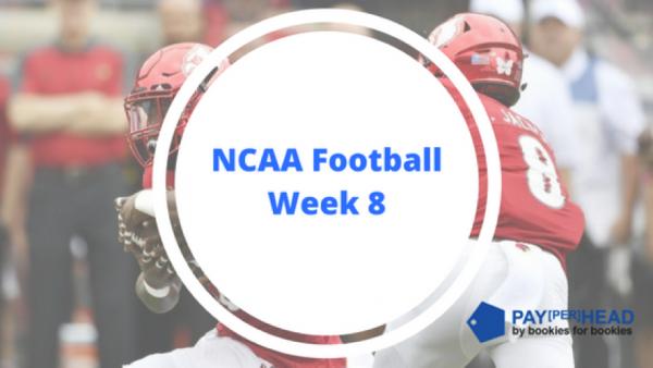 NCAA Week 8 Odds and Picks for Online Bookies