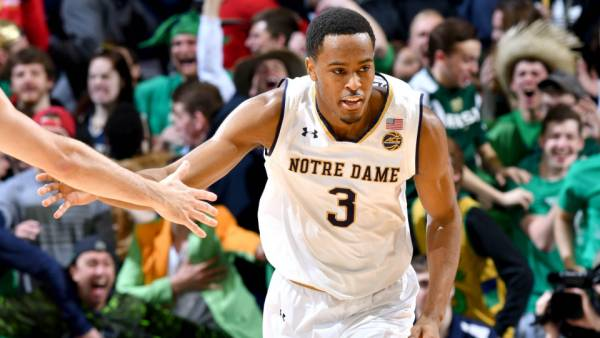 Notre Dame Irish a Bookie Killer Heading Into March Madness