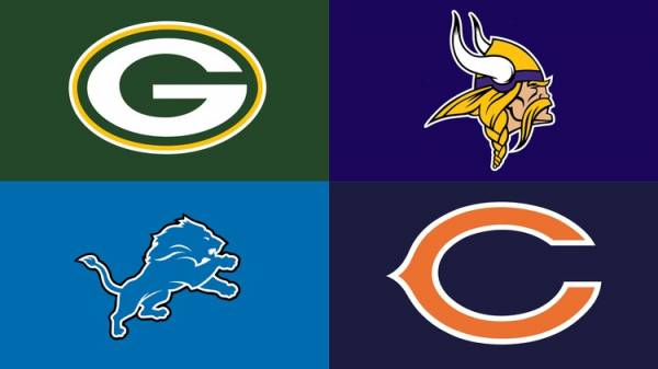 Which Team Wins the NFC North Division in 2017 – Betting Odds