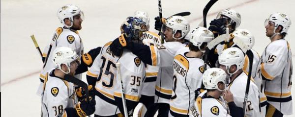 Predators vs. Blackhawks Betting Odds, Trends – Game 2 Stanley Cup Playoffs