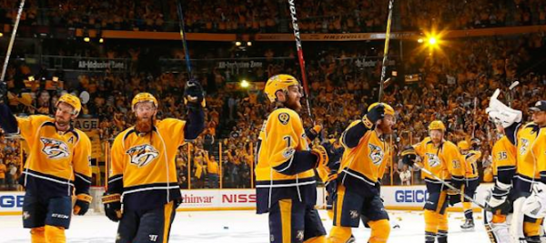 Nashville Bookies 'Asleep at Wheel' Contend With Influx of Hockey Bets