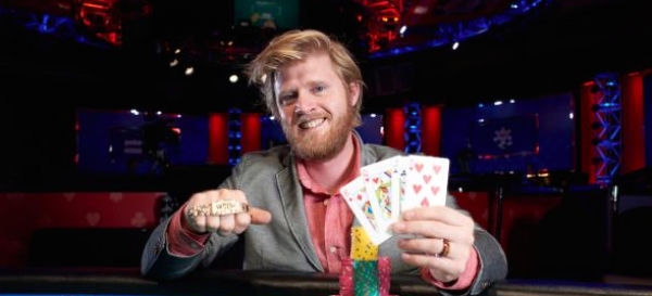 'Gamble-ing Man': Nathan Gamble Wins $15K Pot Limit Omaha Hi-Lo