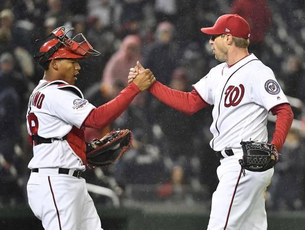 Major League Baseball Top Exposures - Nationals