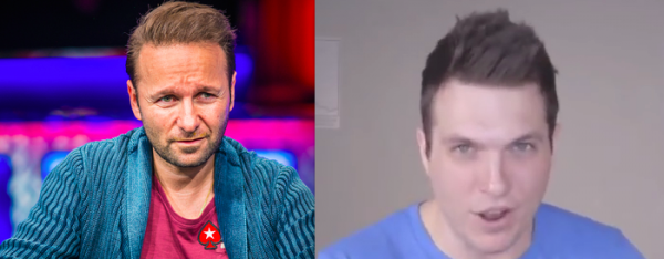 Doug Polk to Daniel Negreanu: 'You're Being a Little Bitch!'
