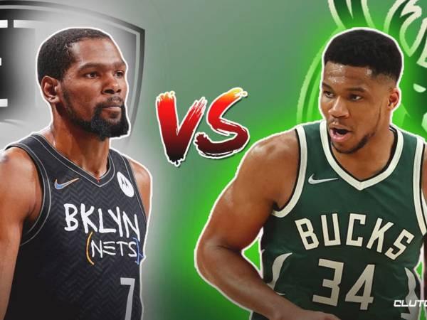 Bucks-Nets Elimination Game 7 Odds, Prop Bets