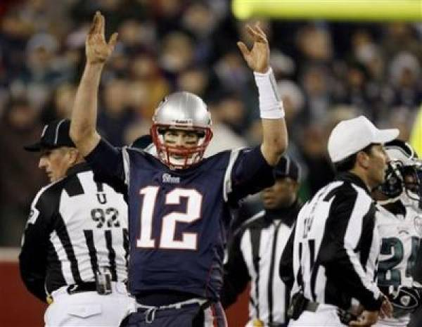 New England Patriots vs. Tampa Bay Bucs Odds