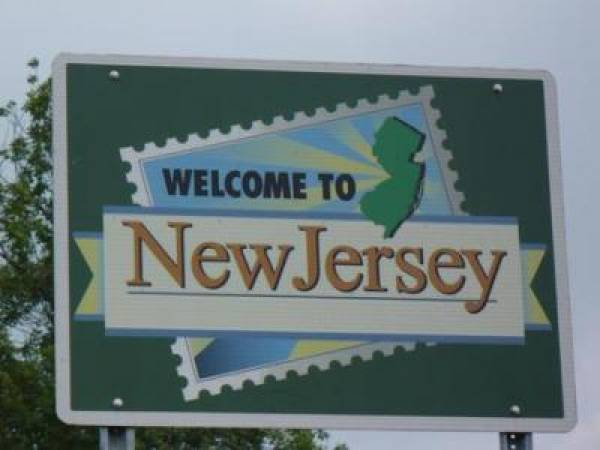 New Jersey Internet Gambling Bill