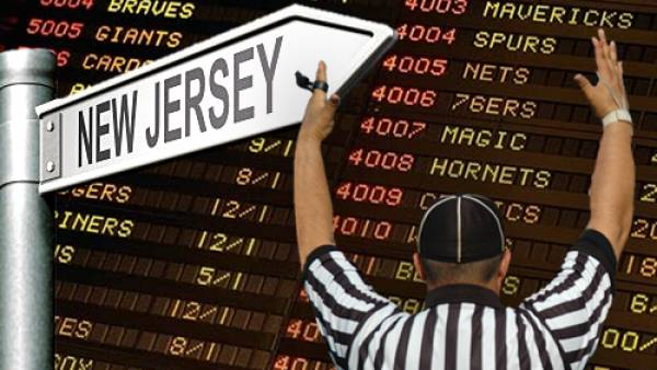 Officials Again Ponder Whether Sports Betting Should be Legalized in New Jersey