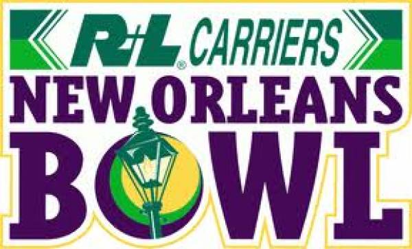 New Orleans Bowl Ohio vs. Troy