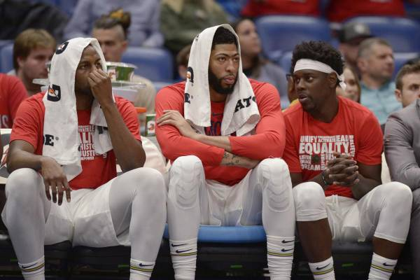Thunder-Pelicans Pick February 14