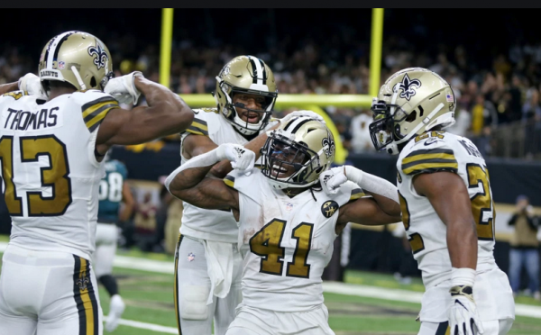 Chicago Bears vs. New Orleans Saints Free Pick - Wildcard Playoffs