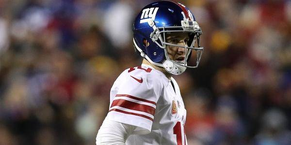 Bet the New York Giants: Latest Futures Odds, To Win