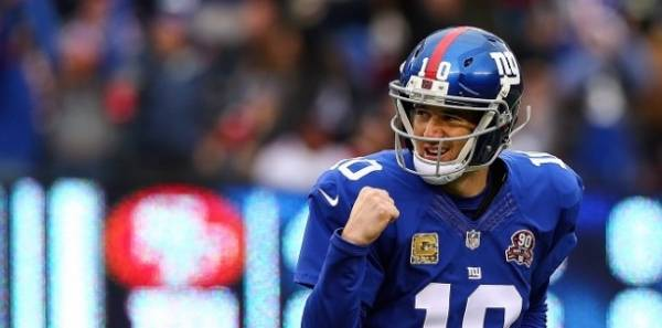 Falcons-Giants Betting Line, Daily Fantasy Sports Picks: Eli Manning an Option
