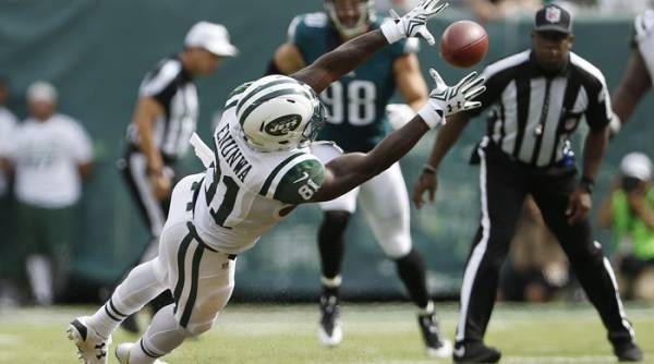 Jets Odds of Winning Under 4.5 Games Just Got Greater With Quincy Enunwa Injury