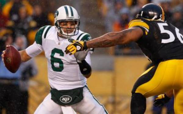 New York Jets vs. Pittsburgh Steelers Betting Odds