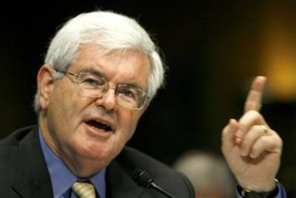 Newt Gingrich Latest Odds to get GOP Nomination
