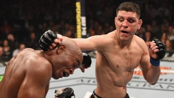 Bettors Fading Nick Diaz Ahead of UFC 266