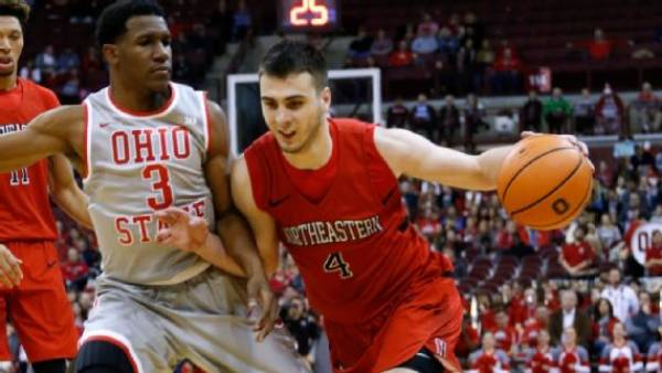 Northeastern, Syracuse See Most Bets Early On