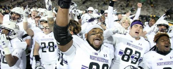 Where Can I Bet the 2018 Holiday Bowl Online - Northwestern vs. Utah