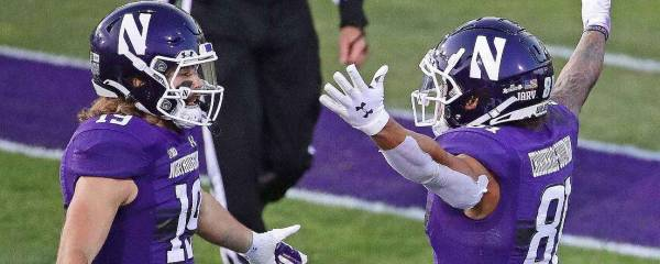 Can't Bet Northwestern Football Games From Illinois