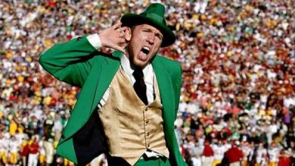Michigan State vs. Notre Dame Betting Line
