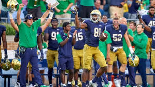 Where Can I Bet the Notre Dame vs. USC Game Online?
