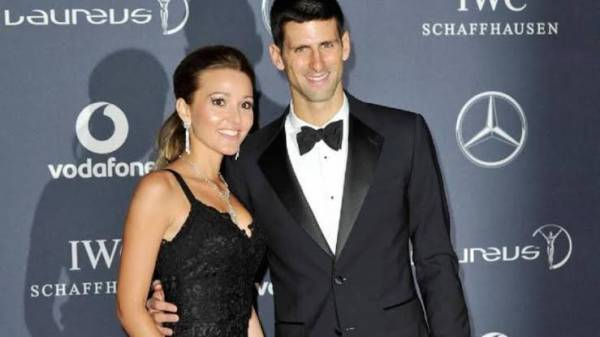 Novak Djokovic, Wife No Longer Positive for Coronavirus