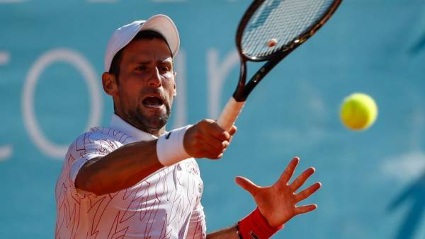 Novak Djokovic Has Tested Positive for Coronavirus After Criticizing Safety Protocols