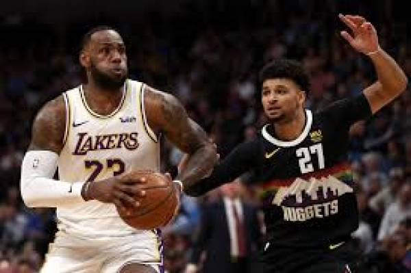 Denver Nuggets vs. L.A. Lakers Betting Odds - August 10