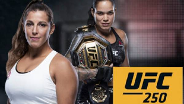 Where Can I Watch, Bet the Nunes vs Spencer Fight UFC 250 From San Diego, CA