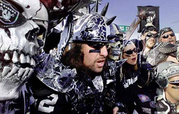 Oakland Raiders Prediction – 2013:  18 to 1 Odds of Winning the AFC West