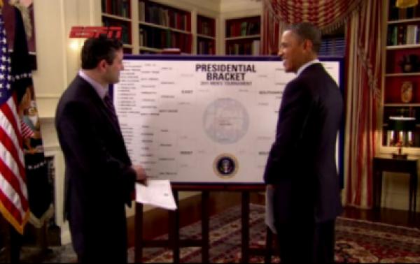 Obama's Bracket