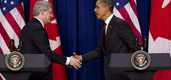 Where Can I Bet on USA vs. Canada Ice Hockey? The Obama – Harper Bet